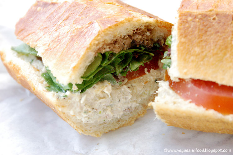 Favorite Tuna Sandwiches in Los Angeles