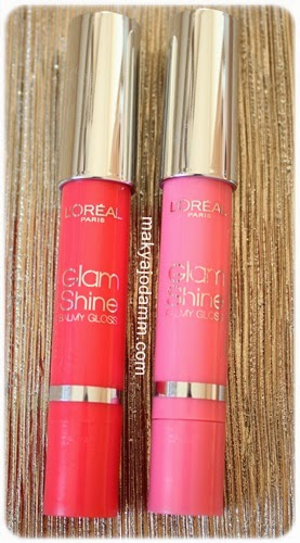loreal glam shine
