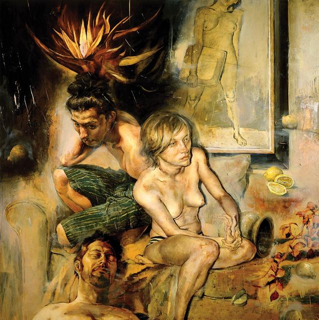 Kent Williams. Pintura | Paintings