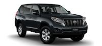 Toyota Prado 2016 đen silica