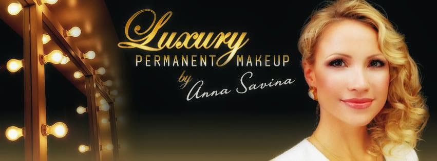 Luxury Permanent Make up by Anna Savina