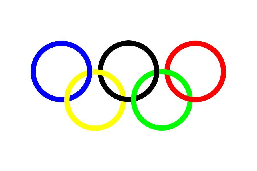 Stephen s Olympic tick...