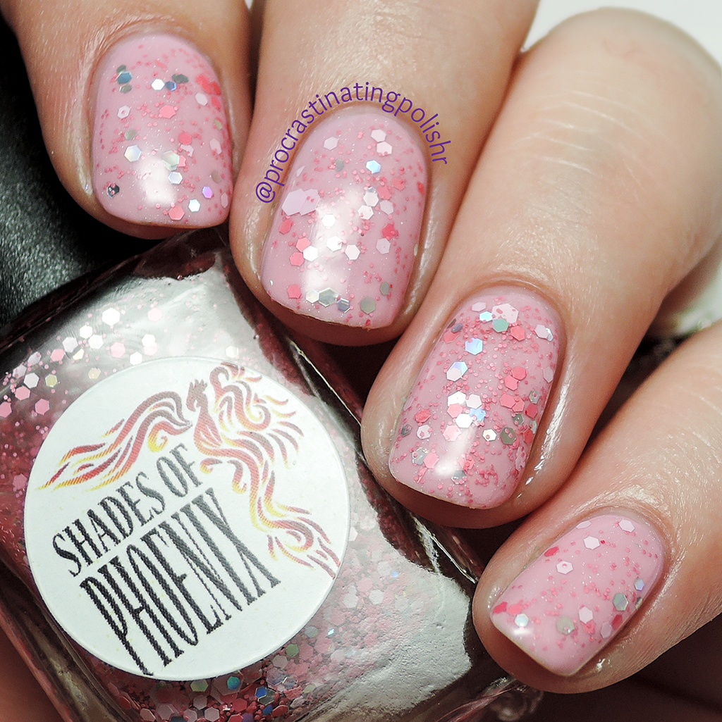 Shades of Phoenix - Cotton Candy Kisses | Sparkling Simplicity collection