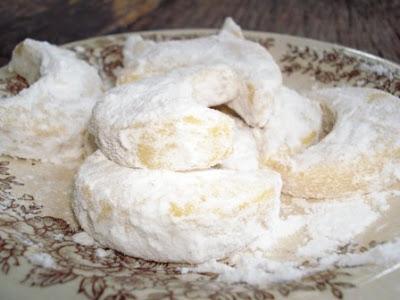 Resep Kue Putri Salju | Resep Kue Lebaran