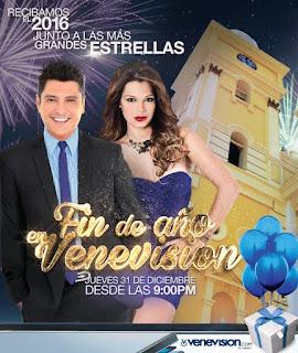 fiesta fin de ano venevision 2016
