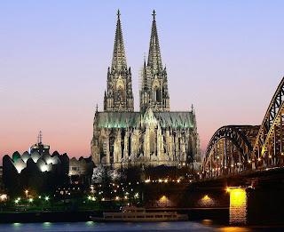 Kölner Dom, Katedralen, Domkirken i Köln