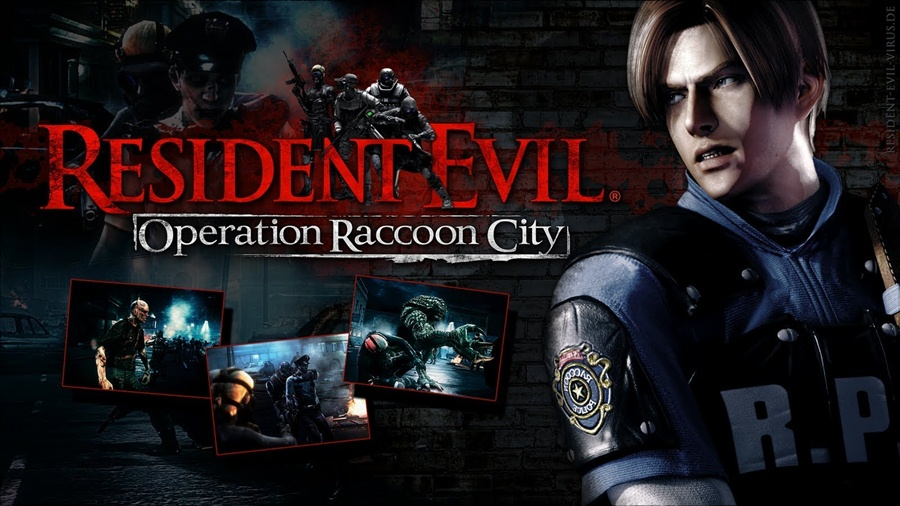 Resident Evil Operation Raccoon City Download Poster