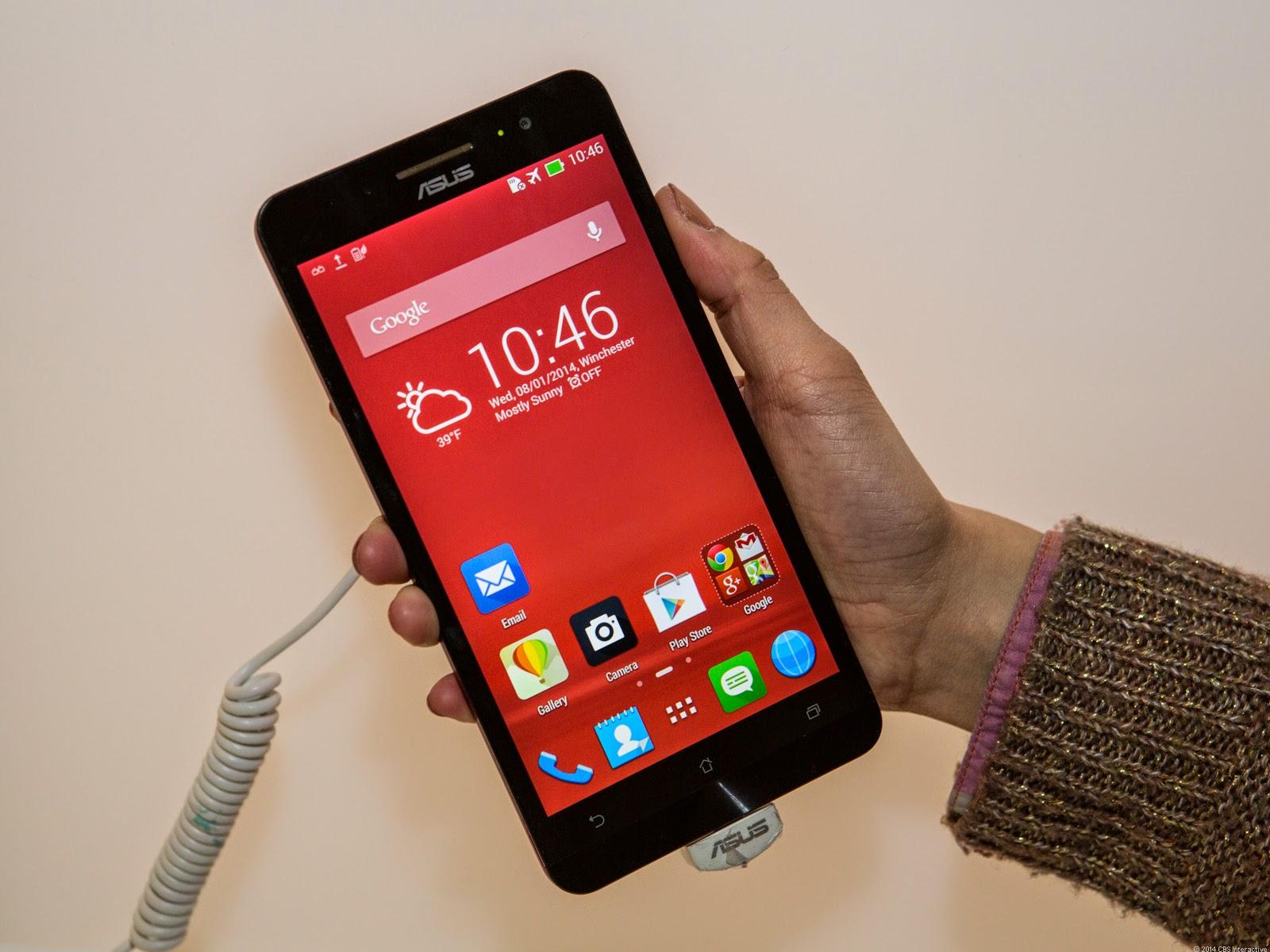 Smartphone Android Asus Zenfone 2