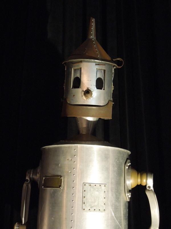 Return to Oz Tin Man