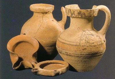 Tic en el centro de interpretaci n barco fenicio de - Ceramicas mazarron ...