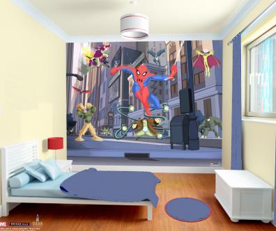 Niño en Casa: Año Nuevo con Dormitorio Nuevo