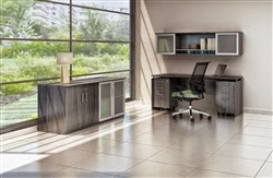 Medina Home Office Furniture Layout