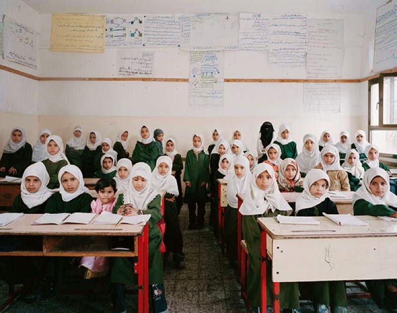 An Eye-Opening Look Into Classrooms Around The World - Yemen, Manakha, Primary Year 2, Science Revision