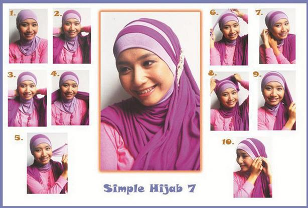 Foto Tutorial Hijab Modern Untuk Wisuda Terbaru