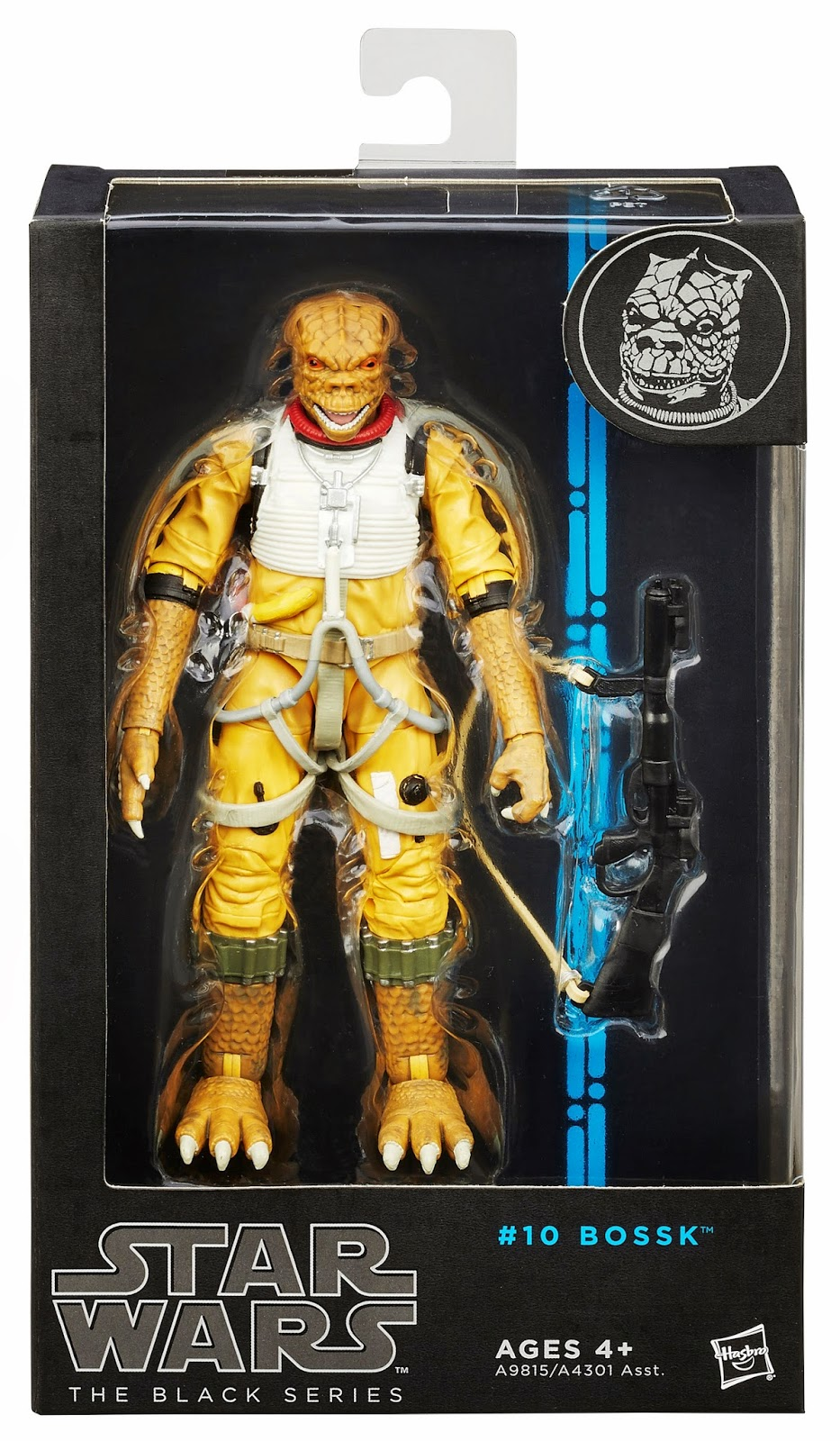 "Hasbro - Star Wars - 6"" Inch Black Series - Bossk"