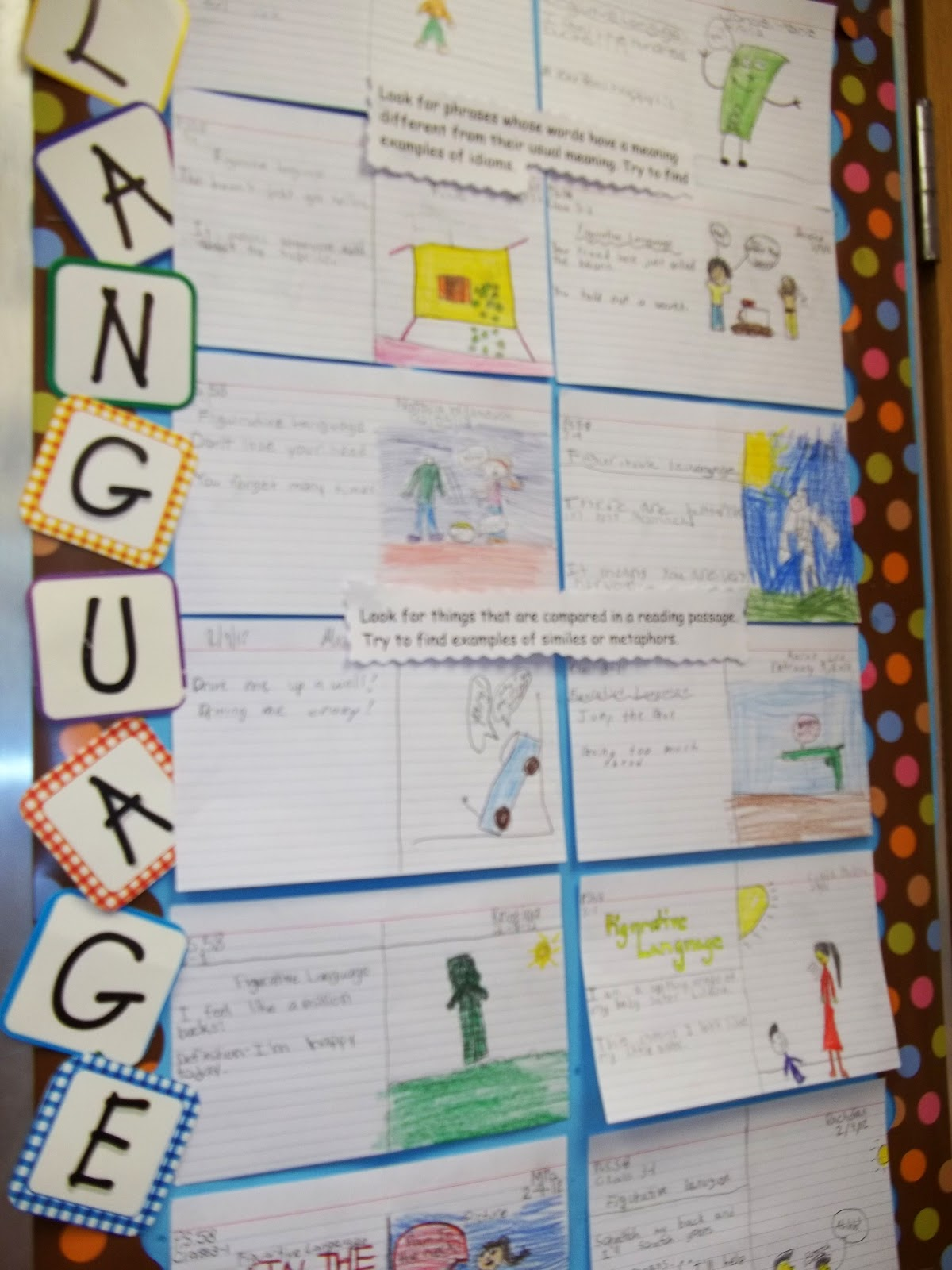 Modern Language Classroom Displays ~ Teaching fashionista a few classroom pictures