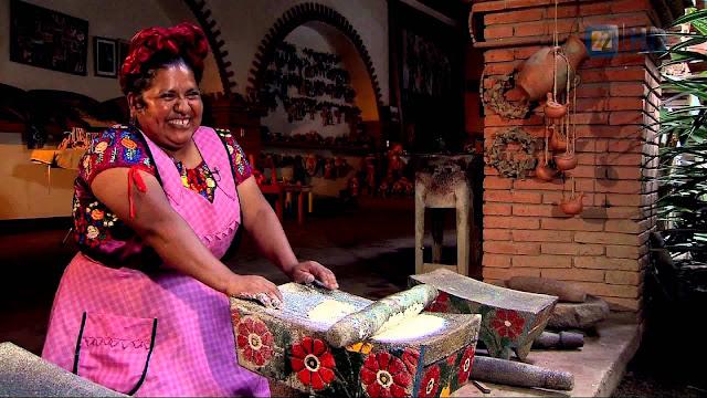 Abigail Mendoza, cocina Oaxaqueña