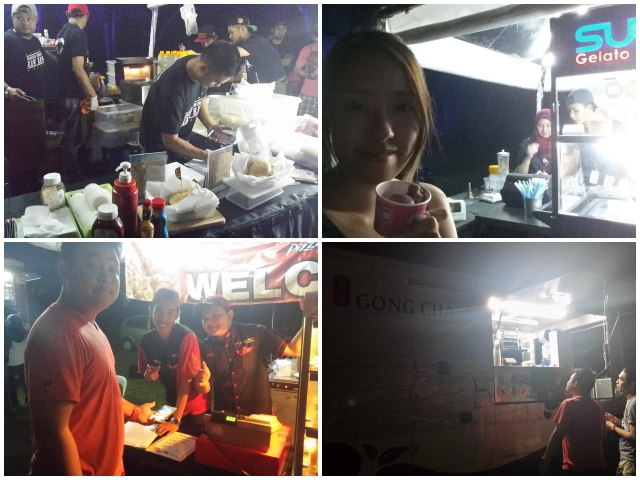 Free food and drinks at Starlight Cinema Malaysia