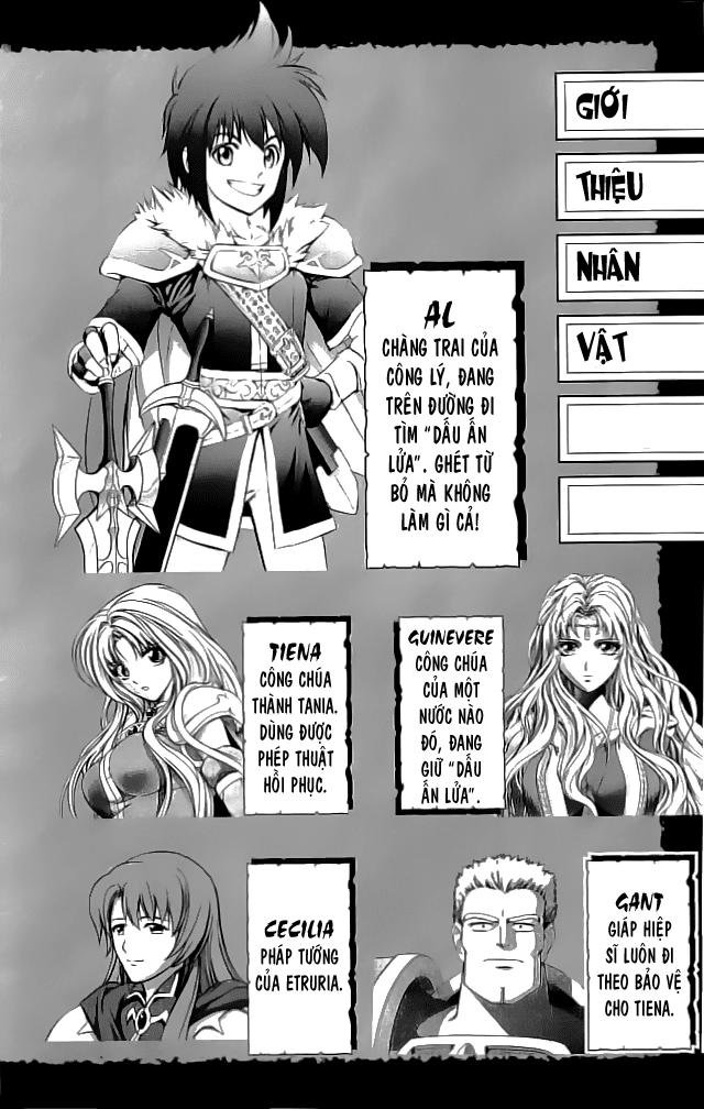 Fire Emblem-Hasha no Tsurugi chap 21 - Trang 6