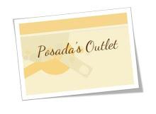 Visita el outlet de La Posada del Gourmet