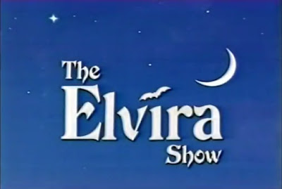 The Elvira Show title