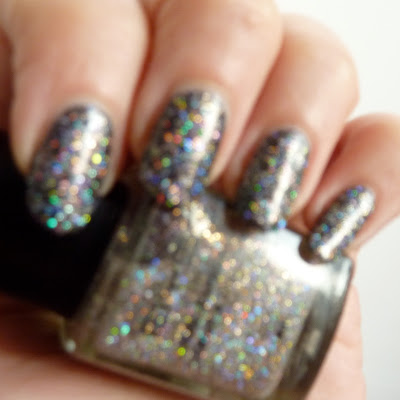BYS Crystal Nail Polish Swatch