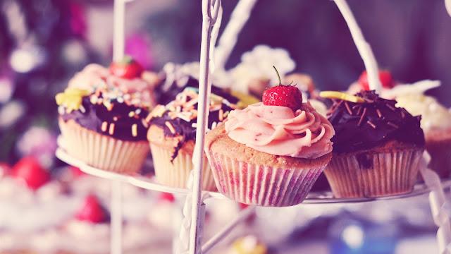 Delicious Cake Dessert