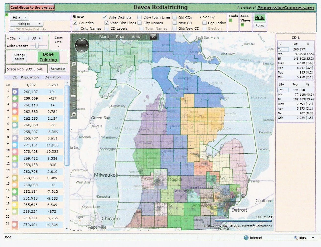 Coleman Michigan Map.The Western Right Michigan Redistricting Two Possible State Senate