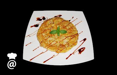Recetas Dieta Dukan: Pancake de Pollo