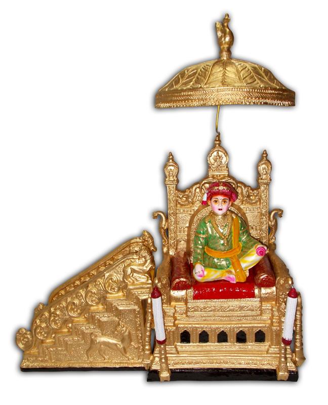 Golden Royal Throne Of Mysore