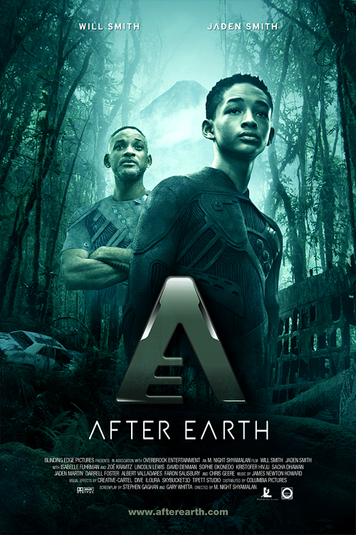 After Earth (2013) Theatrical Trailer Free Mediafire ...