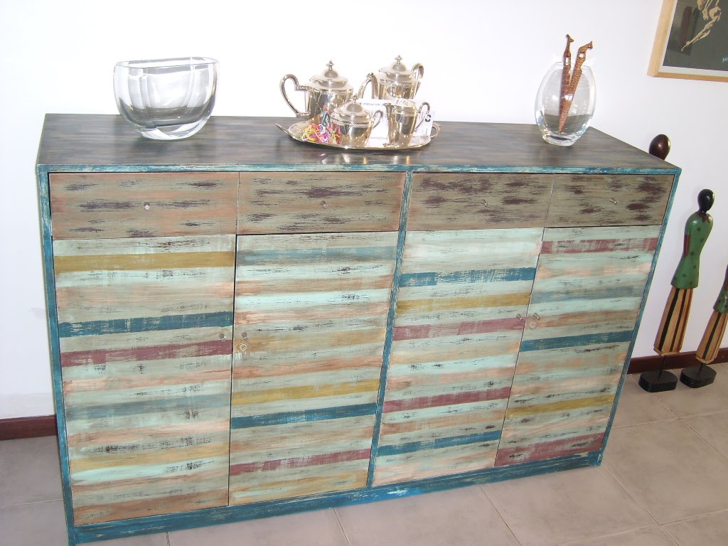 Deco project reciclados de muebles y objetos funes for Reciclado de muebles