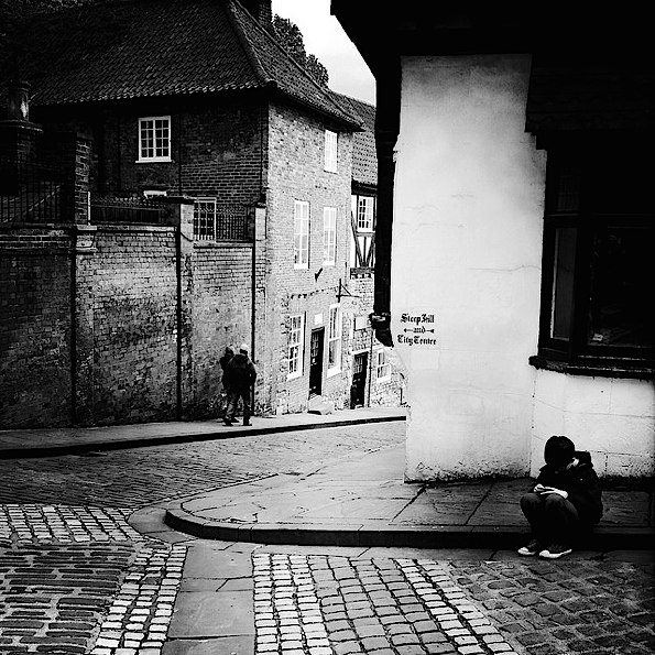 "Gaming - Lincoln Street Photography © Paul ""Skip"" Brown"