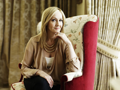 J. K. Rowling on Who Do You Think You Are? This Sunday