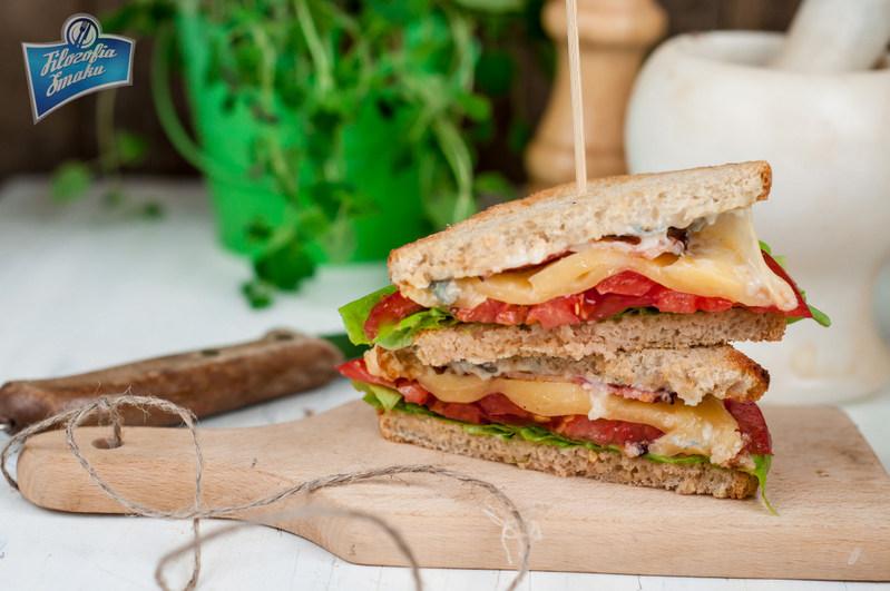 Przepis na BLT sandwich