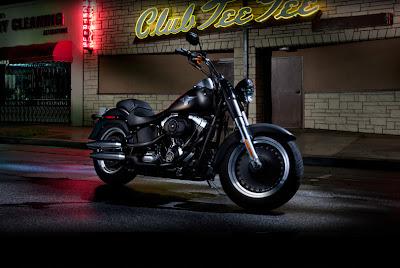 2012 Harley-Davidson FLSTFB Softail Fat Boy Lo