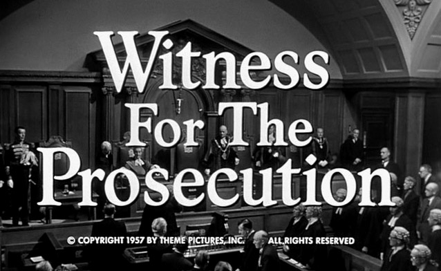 witness for the prosecution a character analysis Witness for the prosecution: a character analysis of mr mayherne - the categories associated with the means of means of characterization are considered to be explicit vs implicit characterization, auto- vs alterocharacterization and figural and narratorial as the foci of characterization.