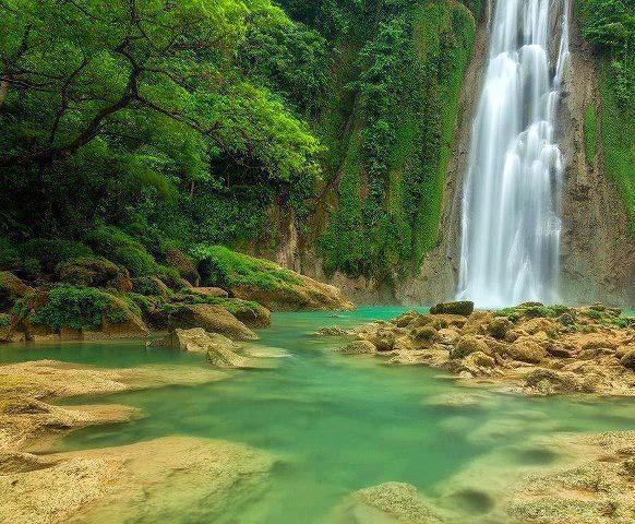 La cascata di Cikaso - Java (Indonesia)