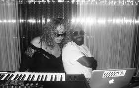 News // Mariah Carey En Studio Avec Jermaine Dupri