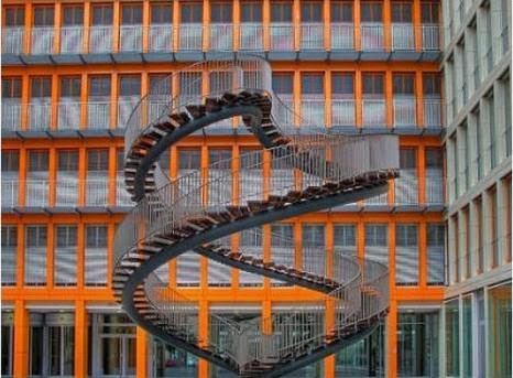 unusual stairs design
