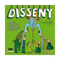 """Portada llibre en català  """"Disseny.Manual de mobles domèstics i objectes curiosos"""