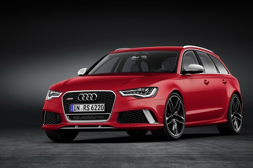 2014 Audi RS6 Avant