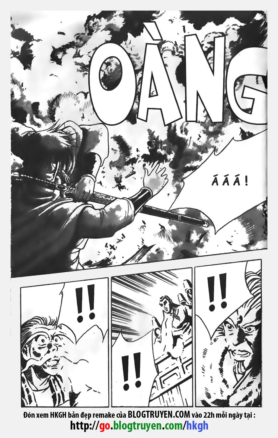 Hiệp Khách Giang Hồ - Hiệp Khách Giang Hồ Chap 061 - Pic 21