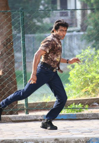 Actor Surya's 'Varanam Aayiram' Movie Stills 5