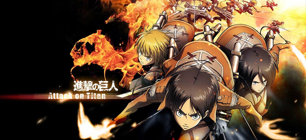 Shingeki no Kyojin (Attack on Titan) Blu-ray