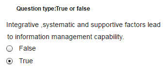 strategic management and correct answer Answer to which of the following is the correct order for the strategic management process goals, projects, mission, strategies m.
