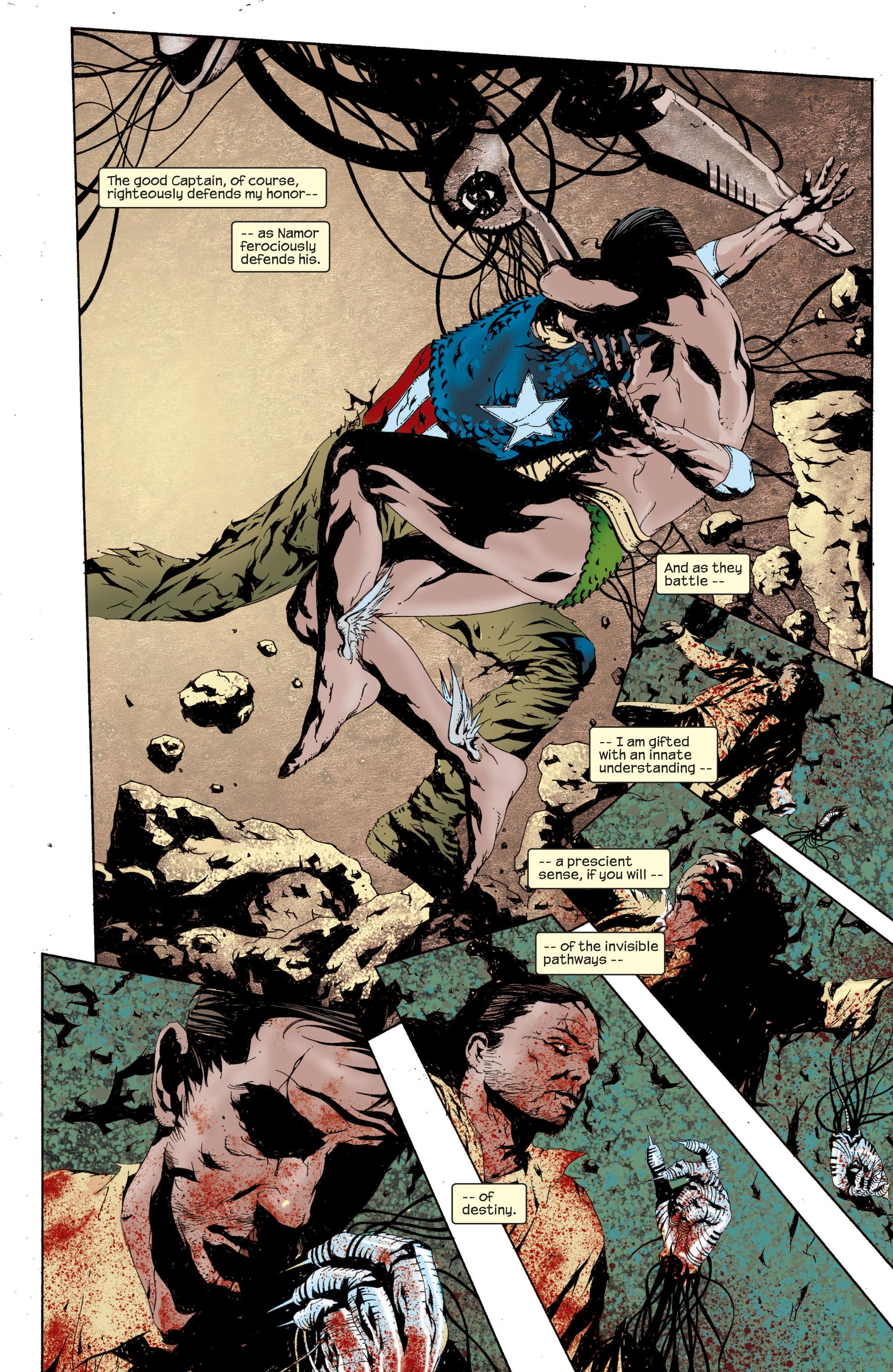 Captain America (2002) Issue #12 #13 - English 22