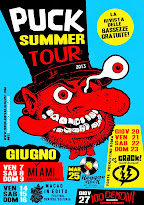 PUCK SUMMER TOUR 2013!