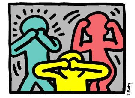 Keith Haring - Graffitismo