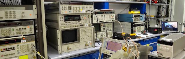 دورات قياس الوقت والتردد   Time and Frequency Metrology